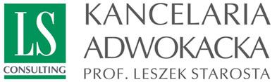LS Consulting Kancelaria Adwokacka Prof. Leszek Starosta